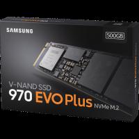 Накопитель SSD M2 500Gb Samsung 970 EVO PLUS MZ-V7S500BW